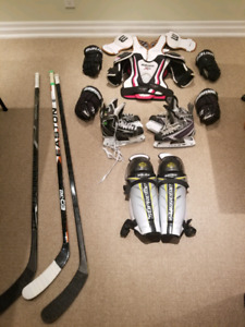 Hockey Equipment Clear-out