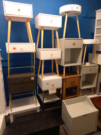 Many types drawer units £20. £30. £40. RBW Clearance Outlet Leicester