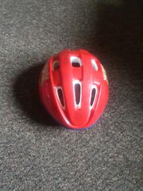 Boys Red Chugginton Bike Helmet