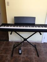 Yamaha P-105 88 key Digital Piano
