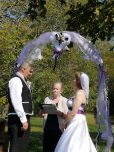 BOOK YOUR WEDDING OFFICIANT NOW FOR 2020/2021.