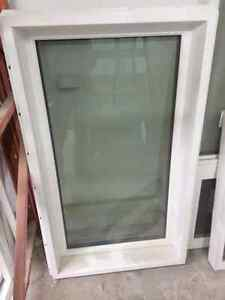 In-stock PVC window sale!  Various sizes. Up to 90% off!
