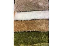 Luxury half rugs