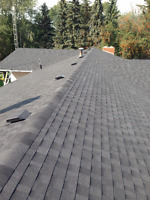 Roofing / Shingles Wainwright and Area