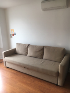 IKEA FRIHETEN SOFA / Sofabed (couch/pull out)