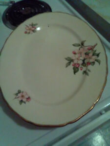 Beautiful Oval Old Platter