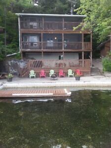 Charleston Lake - Cottage Rental - 90 Minutes from Ottawa
