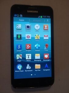 Samsung Galaxy S2 works perfect very clean