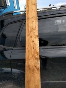 bois de grange bois brun pale 3  $du pied embouter