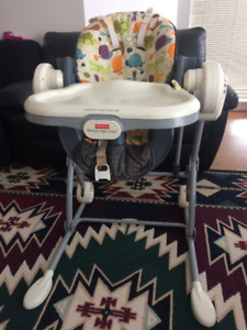 High Chair  All in One
