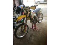 Rmz 250 2009 not yzf, sxf, crf, kxf