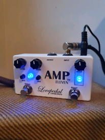 Lovepedal Amp11 Overdrive Guitar Pedal