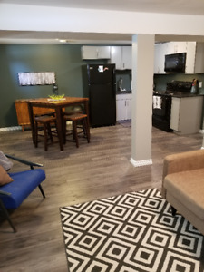 West Hill - Fully furnished 1 bedroom suite