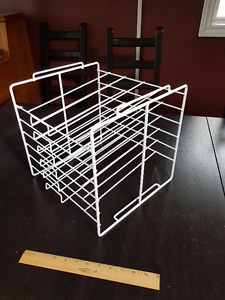 Four Wire Scrapbook Paper Holders - 12 x 12 Sheets