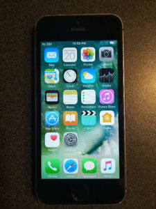 IPHONE 5S for sale EXCELLENT condition