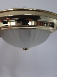 Builder Dome Light (Dual Bulb) Fixtures