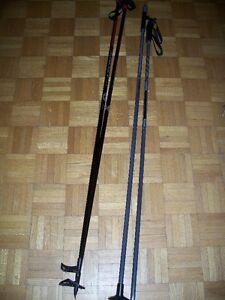 Baton ski de fond swix  135 et 140  NEUF