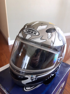 Mint condition Gmax youth helmet