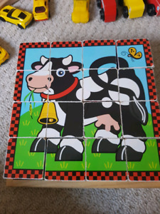 Kids toy and puzzle