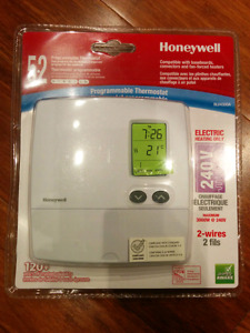 Honeywell 5-2 Programmable Thermostat