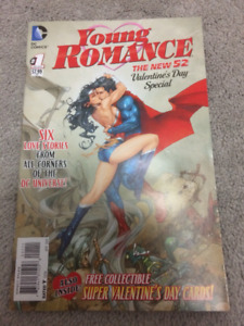 DC New 52 Young Romance Valentine Special