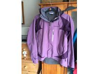 Ladies spray way jacket