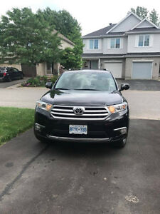 2013 Toyota Highlander Limited, SUV,