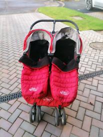 Double City Mini Baby Jogger Pushchair