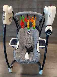 Baby Swing with Remote