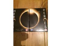 Heroes box sets part one/ part 2. New sealed £2.