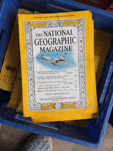 National Geographics  1919-recent