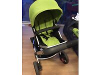 Mothercare travel system/car seat/ pushchair