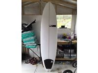 JP, John Purton epoxy 7'0 Mx (reduced and priced to sell)