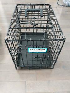 Cage pour petit chien / chiot