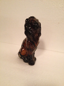 Avon Lion  King of the Jungle Collectible bottle