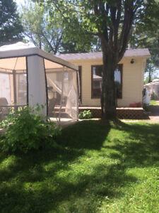 Chalet maison à vendre