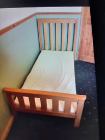 Children's small bed .