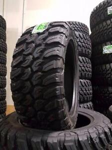 37X13.50R22 AGGRESSIVE MUD TIRE!! LOTS IN STOCK ON SALE!! $1490 FULL SET!