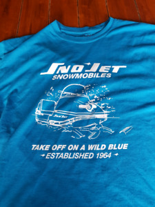 Sno Jet T-shirt Large