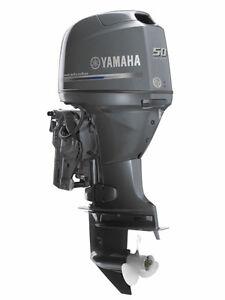 MOTEUR HORS-BORD YAMAHA / 50 HP / # F50LB