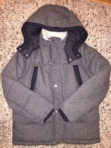 Manteau d'hiver pour garçons