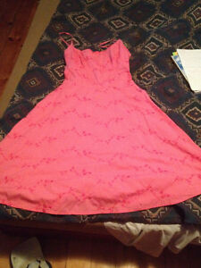 dresses in EUC brand names size small