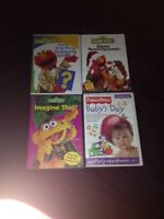 Infant toddler movies