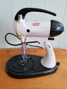Vintage Sunbeam Stand Up Mixer - $75