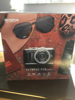 Top of the line Camera BRAND NEW -Olympus PEN E-PL9