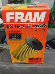Fram oil filter fits some Hyundai models