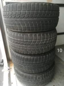 255/40R19 PNEUS HIVER Bridgestone
