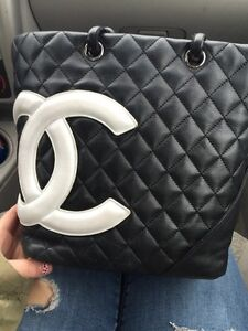 Real Chanel purse