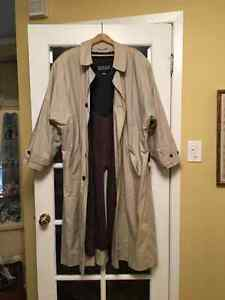 Wool & Cashmere coat/ Leather Jacket and more! West Island Greater Montréal image 5