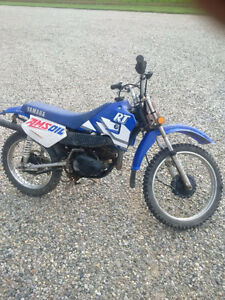 Yamaha 100 Dirt Bike
